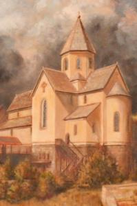 Kirche Buchhagen